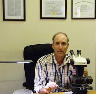 Richard Bardach, CG, Certified Gemologist, Pikesville, Baltimore, MD, Jewlery Appraiser